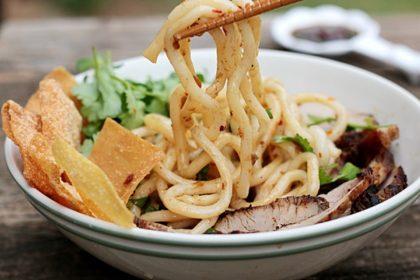 Cao lau- Hoi An's signature dish